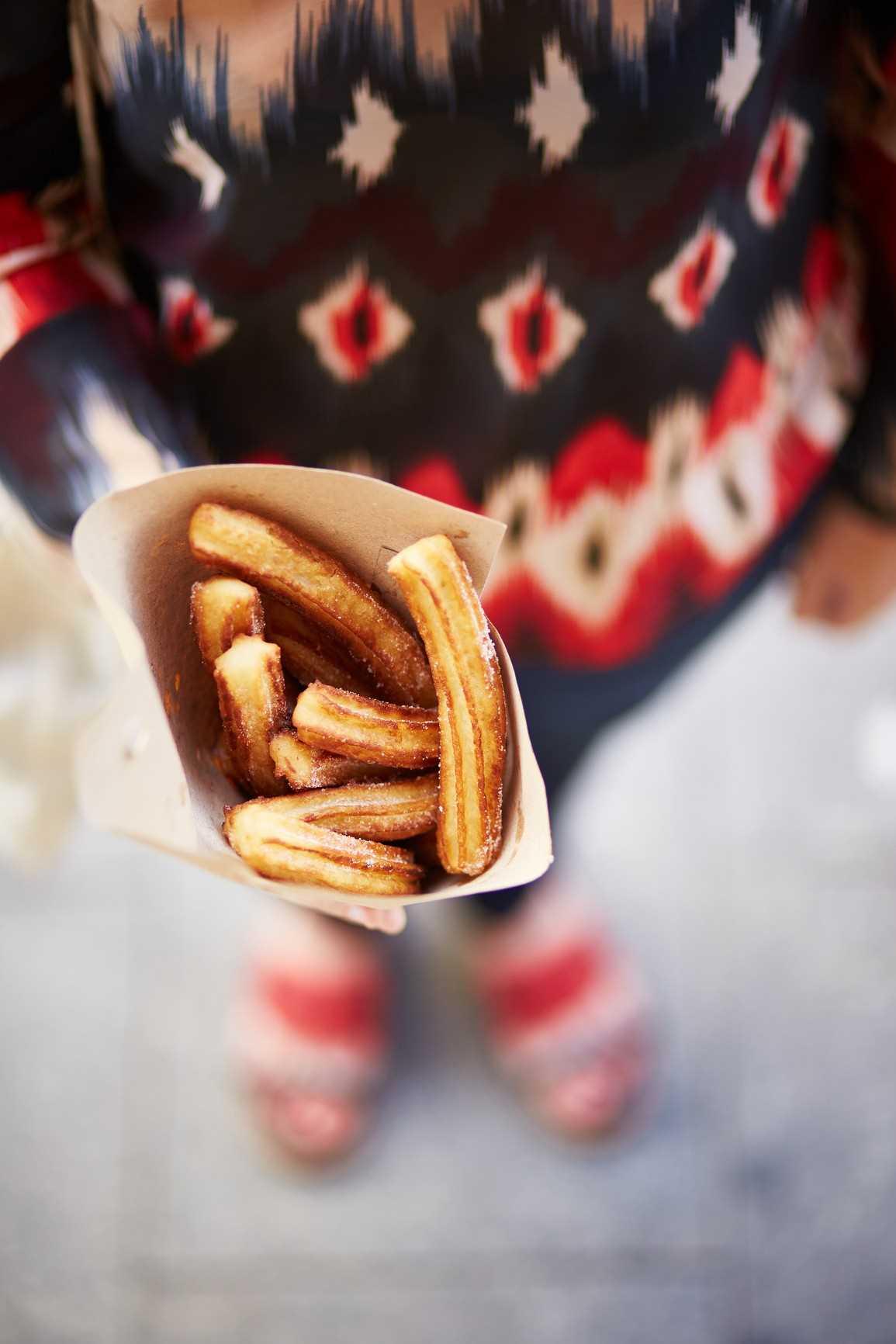 Who doesn't love churros?